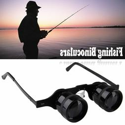 10x34 Optical Glasses Eyeglasses Hand Free Outdoor Fishing B