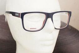 CARRERA 1101/V eyeglasses Frame 0BP Blue White Red 55mm MEN