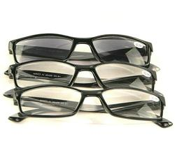3 Reading Eyeglasses With Sunreader Sunglass Glasses Eye Bla