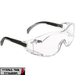 Gateway Safety 6980 Cover2 Safety Glasses Protective Eye Wea