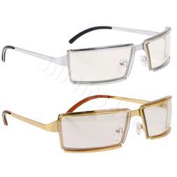 8032 Men's Clear Lens Eye Glasses Fashion Eyewear Rectangula