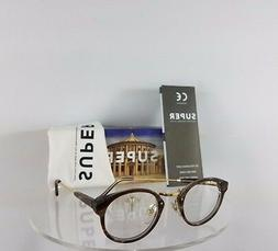 Brand New Authentic Retrosuperfuture SM3 0T Eyeglasses Panam
