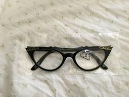 """Gamma Ray Optics +2.00 Reading glasses Vintage """"Cat eye"""" sty"""