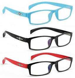 Agstum Sport Optical Eyeglass Frames Eyewear Clear lens Plai