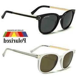 Black Cat Eye Women's POLARIZED Sunglasses Retro Glasses Vin