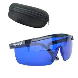 E-TING Blue Safety Glasses 492nm-770nm Red Green Yellow Lase