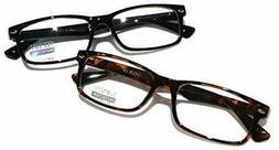 Casual Fashion Horned Rim Rectangular Frame Clear Lens Eye G