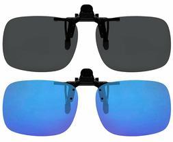 Clip On Sunglasses Polarized Sunglasses to Clip onto prescri