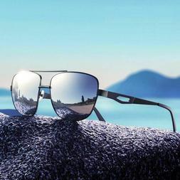 Comfortable Glasses Men's Polarized Eye-wear Sunglasses Driv
