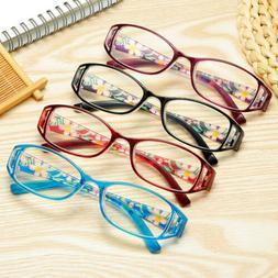 Computer Gaming Reading Glasses Anti Blue Light Len Frame Ey