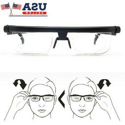 dial adjustable glasses variable focus for reading