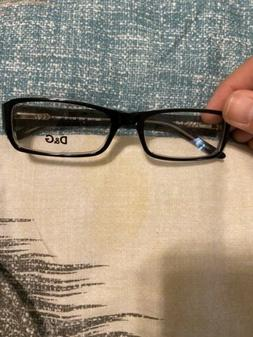 dolce and gabbana eye glasses frames