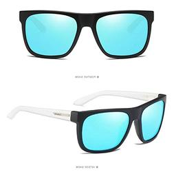 Ourhomer DUBERY Retro Men's Polarized Sunglasses Outdoor Dri
