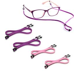 eye glasses string strap holder adjustable retainer
