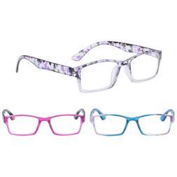 Eye wear Magnifying Eyeglasses Reading Glasses Vision Care +