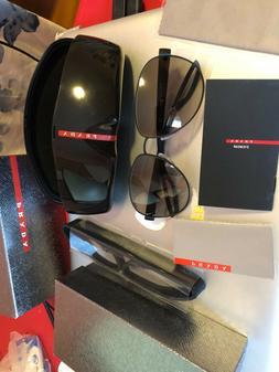 eyeglasses men italy - PRADA designer eye glasses