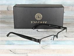VERSACE Eyeglasses VE 1184 1261 Matte Black 53MM