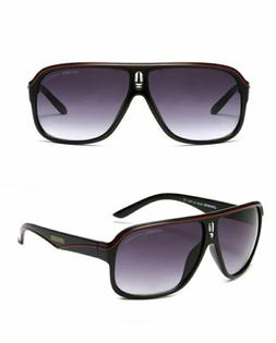 Fashion Carrera Men's Sunglasses Ruthenium Pilot Gradient Le