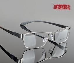 Fashion Men's Metal Full Rim Glasses Eyeglasses Frames Opt