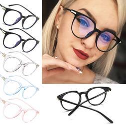 Fashion Women Ladies Retro Clear Lens Glasses Frame Eyeglass