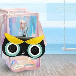Funny Sunglasses Case Women Cartoon Eye Glasses Bag Protecti