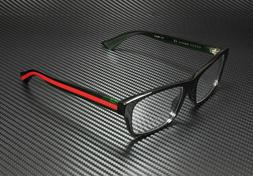 gg0006o 006 black men s authentic eyeglasses