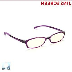 0615c62c81 JINS PC Glasses Computer Eyewear Purple by JINS