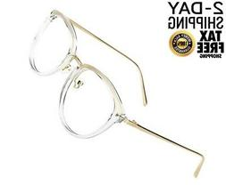26a4f33a37 TIJN Gold Fade Block Glasses