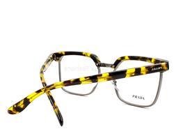 PRADA JOURNAL VPR 15S UBL-1O1 Clubmaster Eyeglasses Glasses