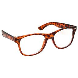 Kids Nerd Glasses Clear Lens Geek Fake for Costume Children'