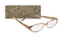 Sight Station KITTY Women's Reading Glasses CAT EYE CHEETAH
