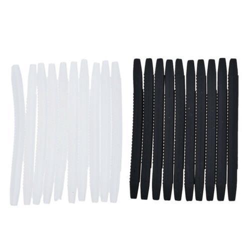 10 pcs silicone rubber eyeglasses ear socks