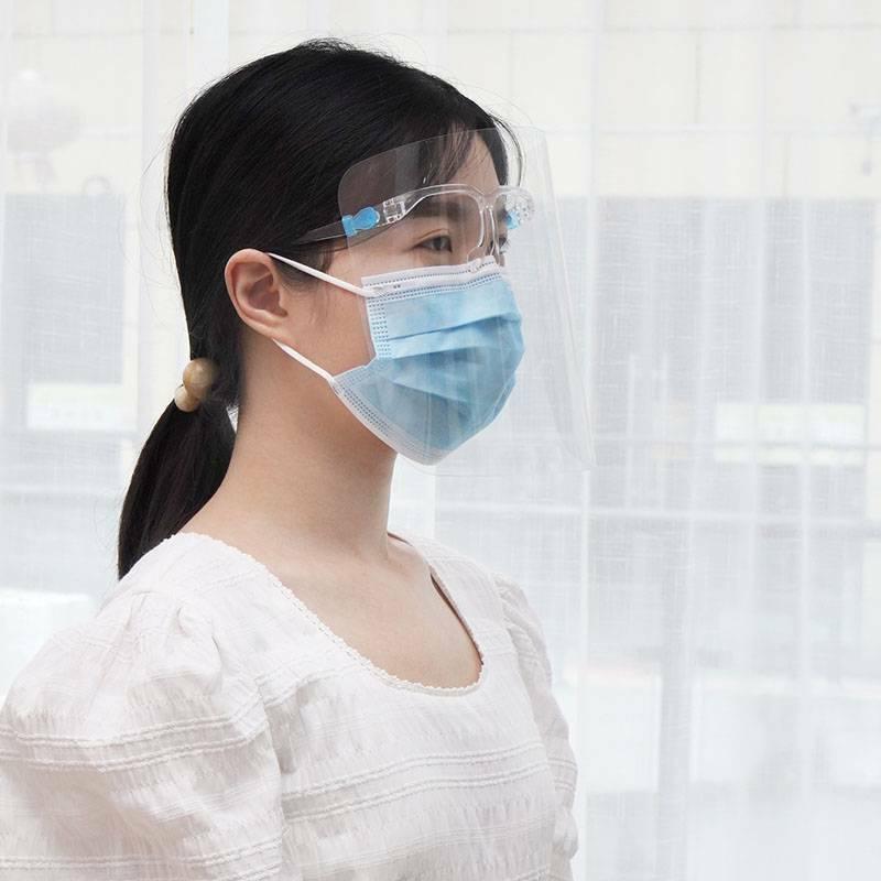 2/3/5 Mask Protection Plastic Shield Eye