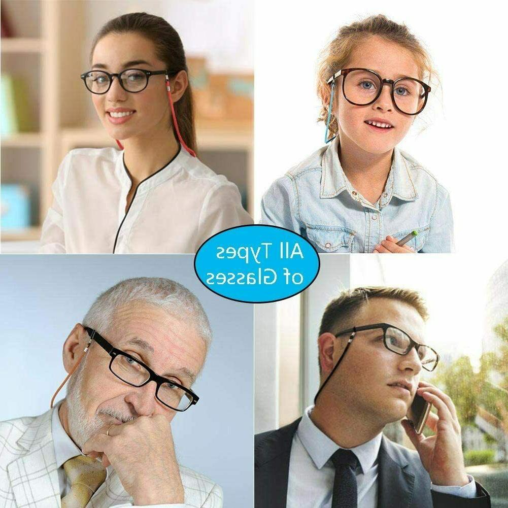 Eye Glasses String Holder Adjustable Cord Sunglasses