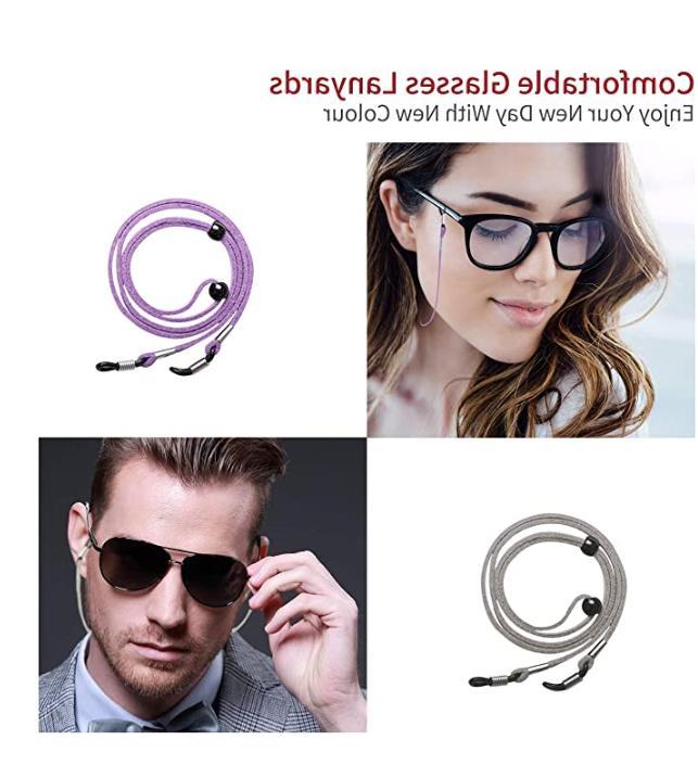 Eye Glasses Strap Holder Adjustable Sunglasses