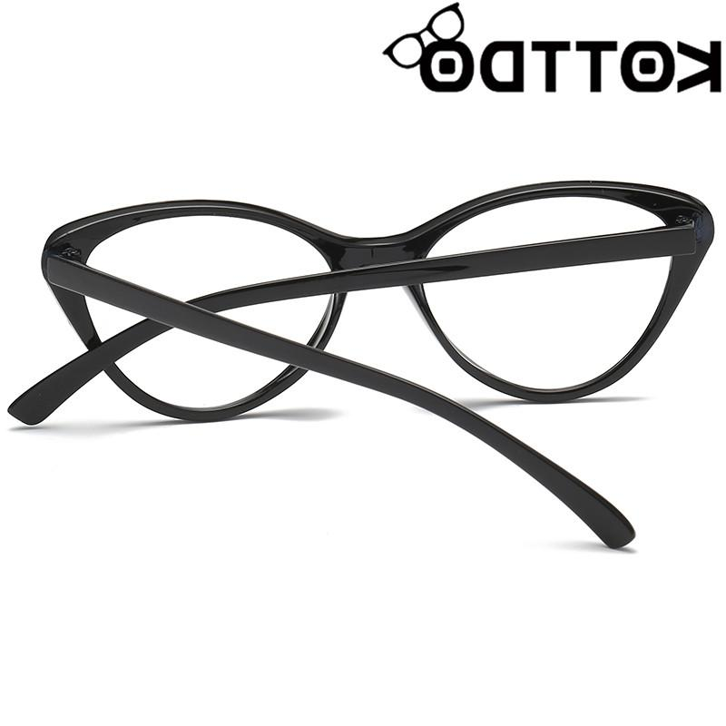 KOTTDO Cat Eyeglasses <font><b>Reading</b></font> Eyewear UV400