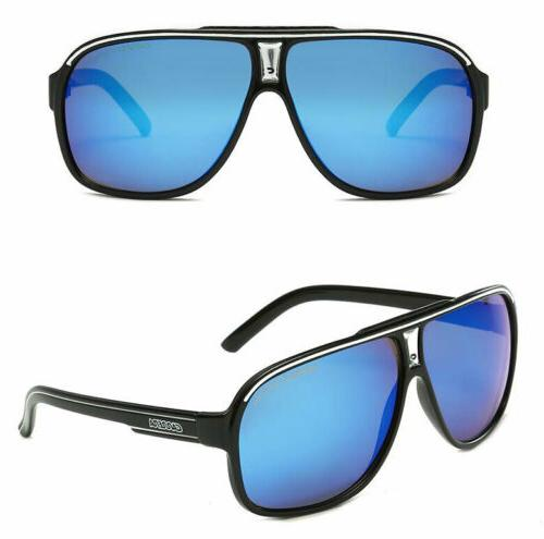 2019 New Carrera Men's Sunglasses Ruthenium Pilot Gradient L