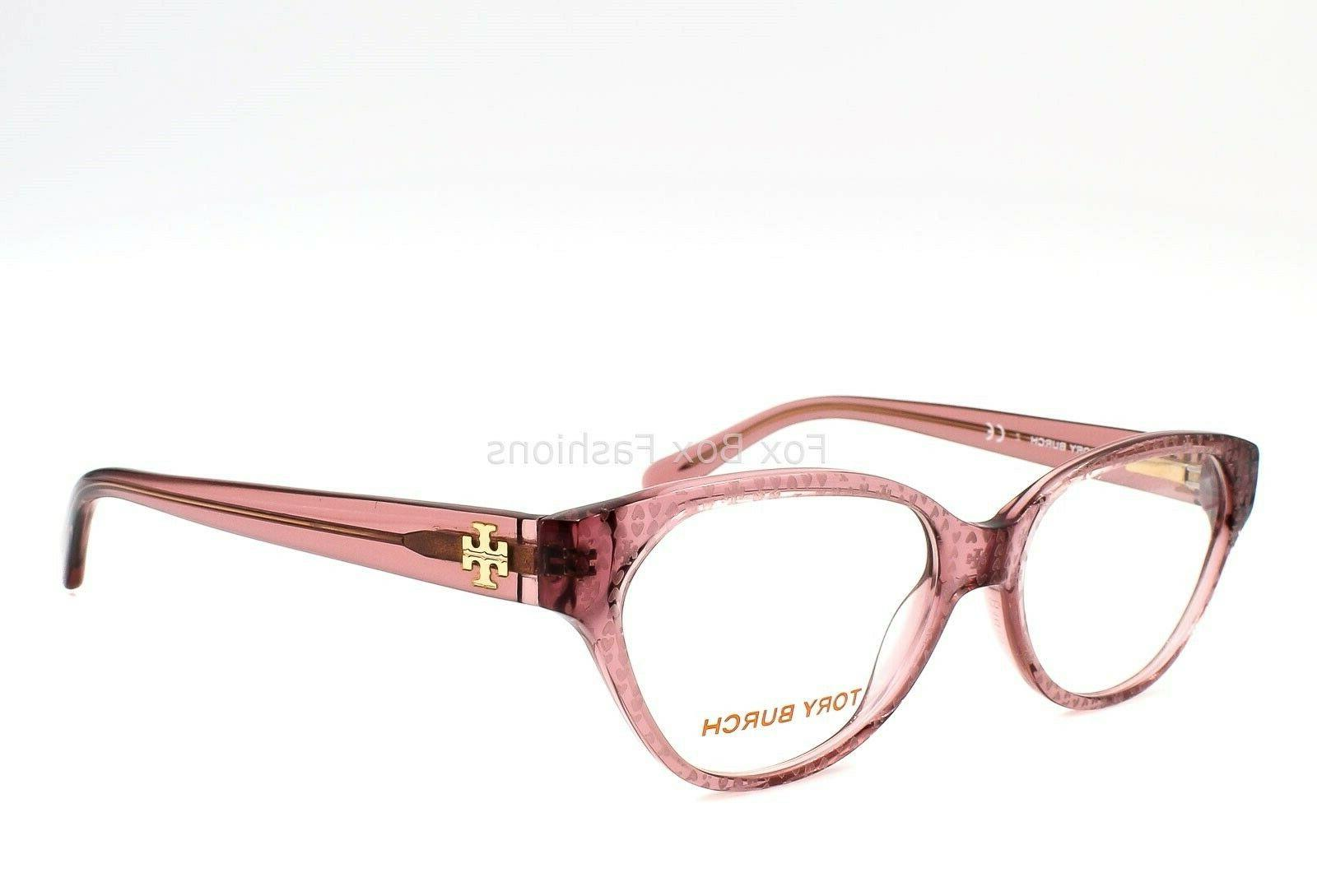 TORY BURCH TY 2032 1104 Eyeglasses Frame Glasses Rose Pink L