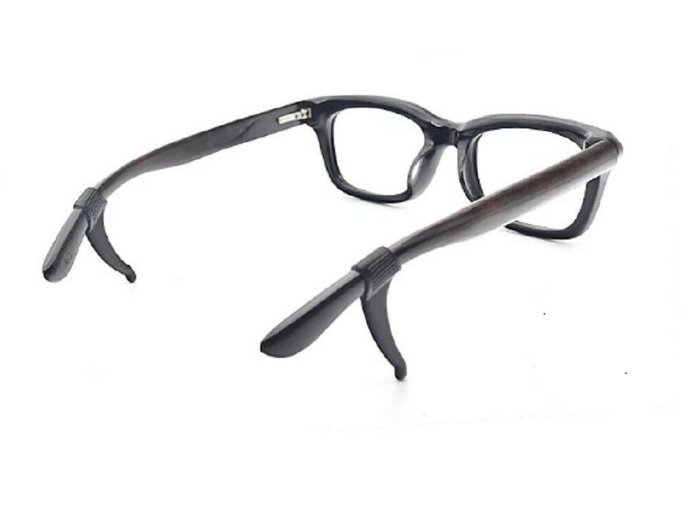 4 Anti Glasses Ear Hooks Tip Eyeglasses Grip Silicone