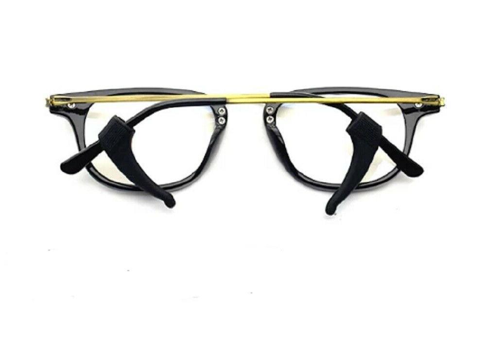 4 Pair Anti Glasses Ear Eyeglasses Grip Silicone US