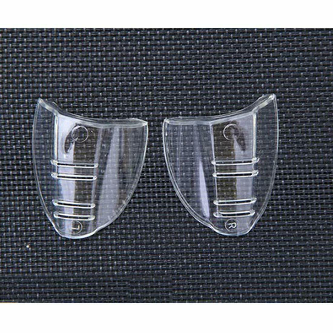 4 Safety Glasses Side Shields Slip Protection Small