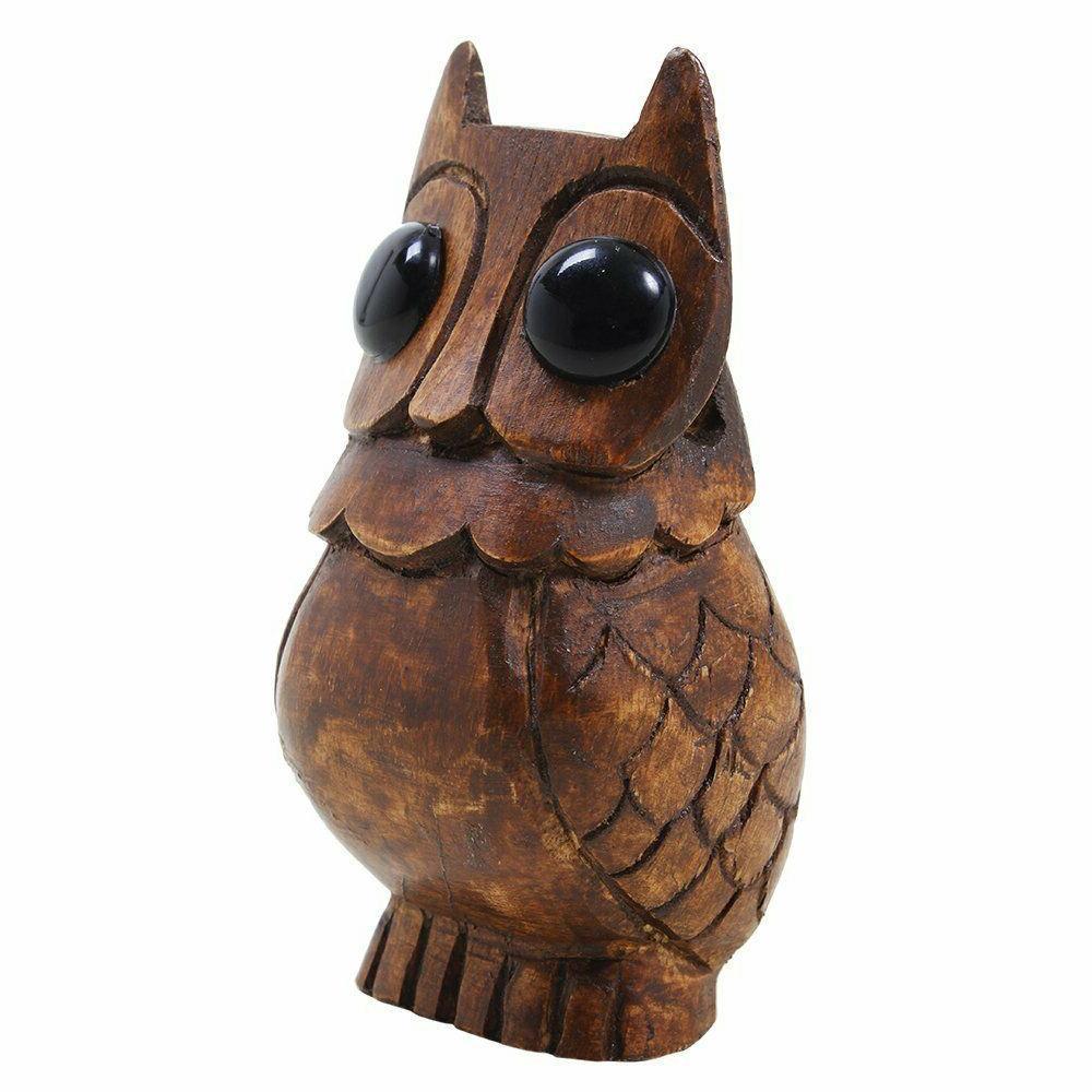 """5"""" Owl Shape Holder"""