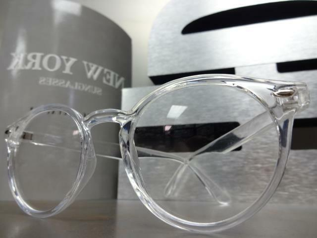 New CLASSIC VINTAGE RETRO Style Clear Lens EYE GLASSES Transparent Fashion Frame