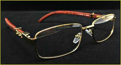 Mens Elegant Style Clear Lens GLASSES Fashion