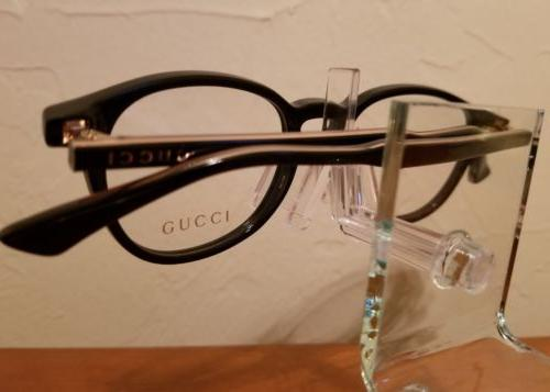 NEW GUCCI frame GG0187O BLK/GOLD