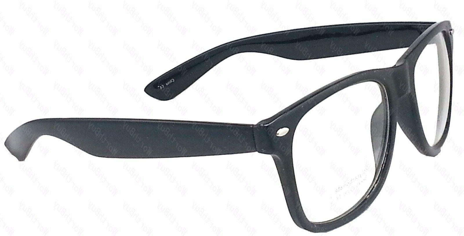 New Lens Frame Fashion Glasses Retro Eyewear
