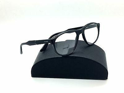 Prada Eyeglasses VPR 12S 1AB-1O1 Black, Size 52-18-140