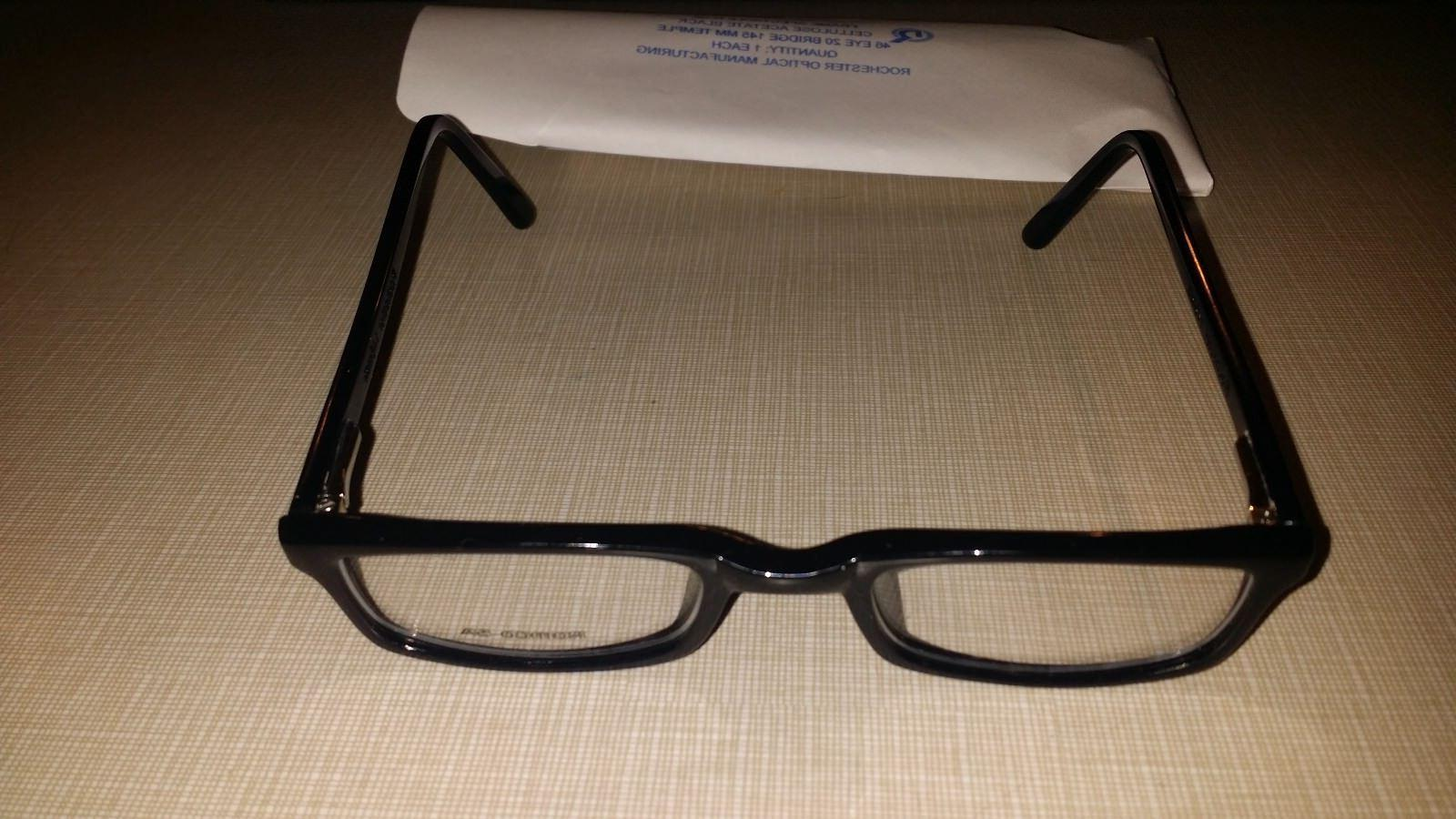 ROCHESTER OPTICAL R-5A FRAME SPECTACLE GLASSES