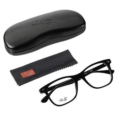 Ray-Ban Prescription Eye Black 51