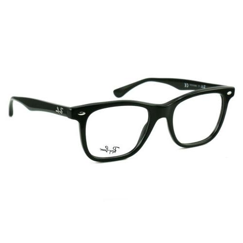 Ray-Ban RX Highstreet Framed Prescription Eye Glass Shiny Bl